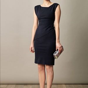 Diane Von Furstenberg Jori Dress in Navy